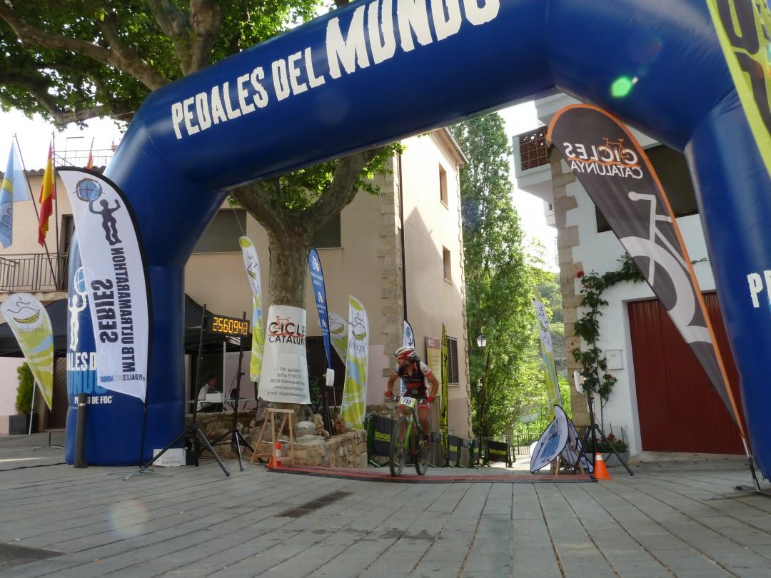 Cronometrador Oficial Copa Catalana MTB Ultramarathon